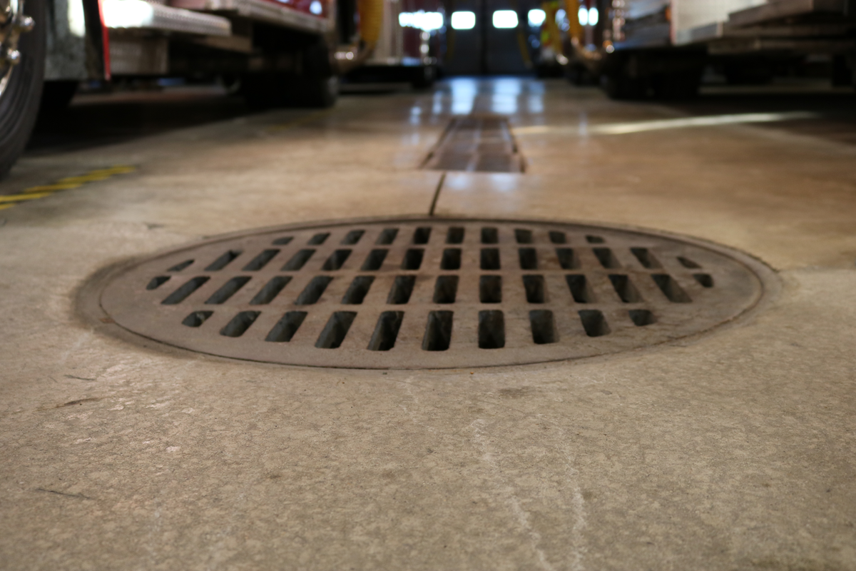 Production Floor Drains