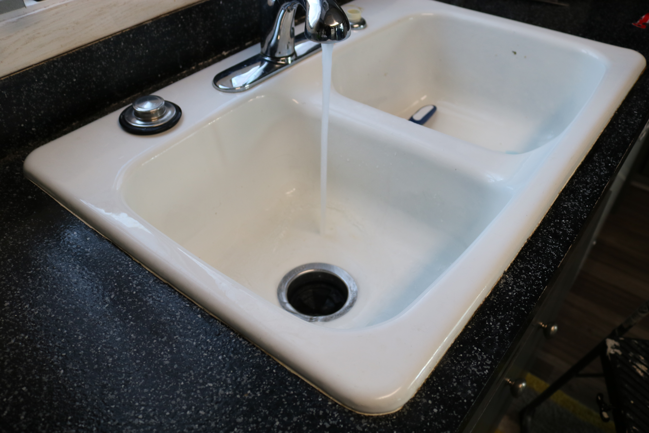 Kitchen Sink Drains